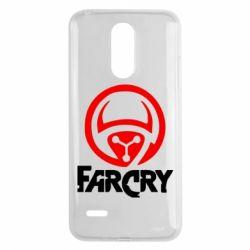 Чехол для LG K8 2017 FarCry LOgo - FatLine