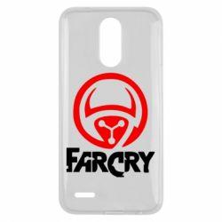 Чехол для LG K10 2017 FarCry LOgo - FatLine