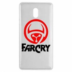 Чехол для Nokia 3 FarCry LOgo - FatLine