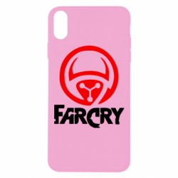 Чехол для iPhone Xs Max FarCry LOgo - FatLine