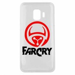 Чехол для Samsung J2 Core FarCry LOgo - FatLine