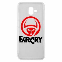 Чехол для Samsung J6 Plus 2018 FarCry LOgo - FatLine