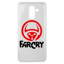 Чехол для Samsung J8 2018 FarCry LOgo - FatLine