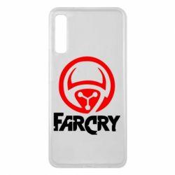 Чехол для Samsung A7 2018 FarCry LOgo - FatLine