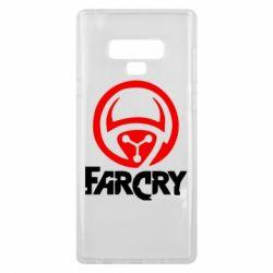Чехол для Samsung Note 9 FarCry LOgo - FatLine