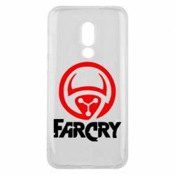 Чехол для Meizu 16 FarCry LOgo - FatLine