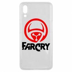Чехол для Meizu E3 FarCry LOgo - FatLine