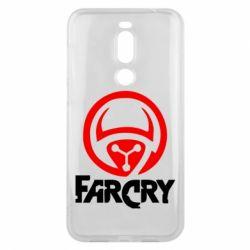 Чехол для Meizu X8 FarCry LOgo - FatLine