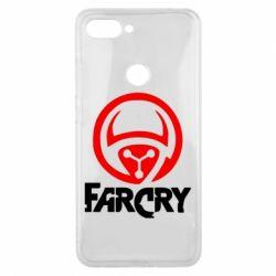 Чехол для Xiaomi Mi8 Lite FarCry LOgo - FatLine