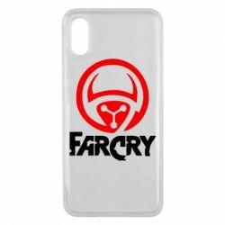 Чехол для Xiaomi Mi8 Pro FarCry LOgo - FatLine