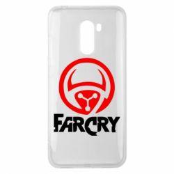 Чехол для Xiaomi Pocophone F1 FarCry LOgo - FatLine