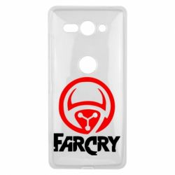 Чехол для Sony Xperia XZ2 Compact FarCry LOgo - FatLine