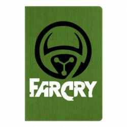 Блокнот А5 FarCry LOgo - FatLine