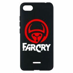 Чехол для Xiaomi Redmi 6A FarCry LOgo - FatLine