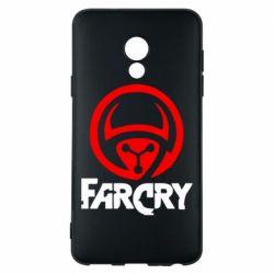 Чехол для Meizu 15 Lite FarCry LOgo - FatLine