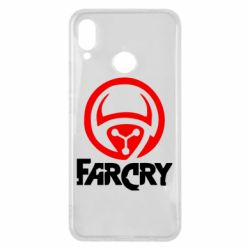 Чехол для Huawei P Smart Plus FarCry LOgo - FatLine