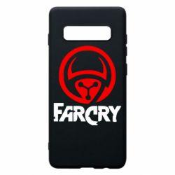 Чехол для Samsung S10+ FarCry LOgo