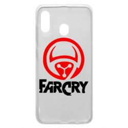 Чехол для Samsung A30 FarCry LOgo