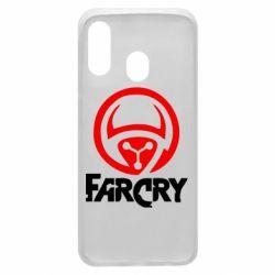 Чехол для Samsung A40 FarCry LOgo