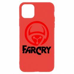 Чехол для iPhone 11 FarCry LOgo