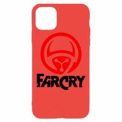 Чехол для iPhone 11 Pro FarCry LOgo