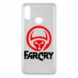 Чехол для Samsung A10s FarCry LOgo