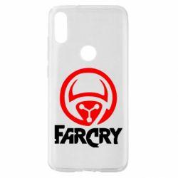 Чехол для Xiaomi Mi Play FarCry LOgo