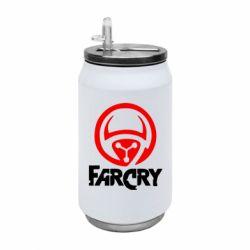 Термобанка 350ml FarCry LOgo