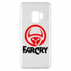 Чехол для Samsung S9 FarCry LOgo - FatLine