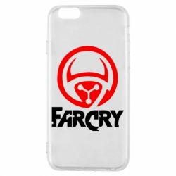 Чехол для iPhone 6/6S FarCry LOgo - FatLine