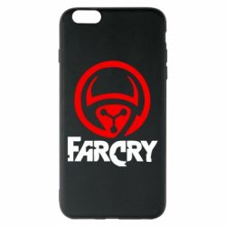 Чехол для iPhone 6 Plus/6S Plus FarCry LOgo - FatLine