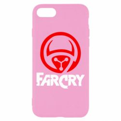 Чехол для iPhone 7 FarCry LOgo - FatLine