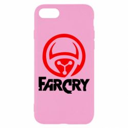 Чехол для iPhone 8 FarCry LOgo - FatLine
