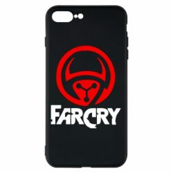 Чехол для iPhone 8 Plus FarCry LOgo - FatLine