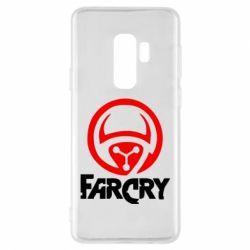 Чехол для Samsung S9+ FarCry LOgo - FatLine