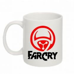 Кружка 320ml FarCry LOgo - FatLine