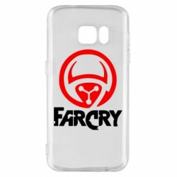 Чехол для Samsung S7 FarCry LOgo - FatLine