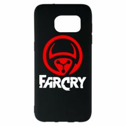 Чехол для Samsung S7 EDGE FarCry LOgo - FatLine