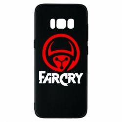 Чехол для Samsung S8 FarCry LOgo - FatLine
