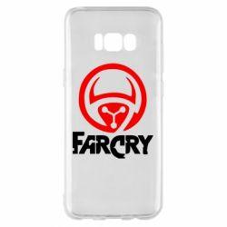 Чехол для Samsung S8+ FarCry LOgo - FatLine