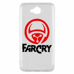 Чехол для Huawei Y6 Pro FarCry LOgo - FatLine