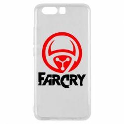 Чехол для Huawei P10 FarCry LOgo - FatLine
