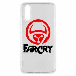 Чехол для Huawei P20 FarCry LOgo - FatLine