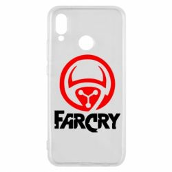 Чехол для Huawei P20 Lite FarCry LOgo - FatLine