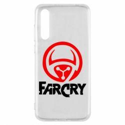 Чехол для Huawei P20 Pro FarCry LOgo - FatLine