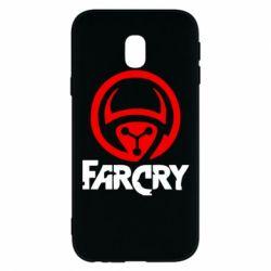 Чехол для Samsung J3 2017 FarCry LOgo - FatLine