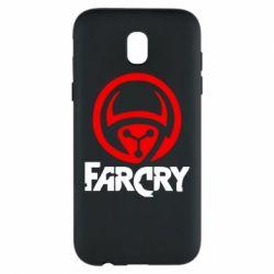 Чехол для Samsung J5 2017 FarCry LOgo - FatLine