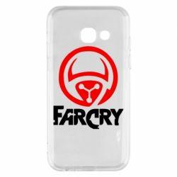 Чехол для Samsung A3 2017 FarCry LOgo - FatLine