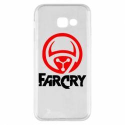 Чехол для Samsung A5 2017 FarCry LOgo - FatLine