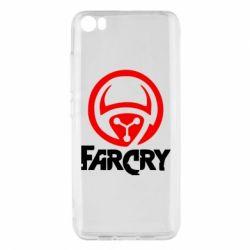Чехол для Xiaomi Xiaomi Mi5/Mi5 Pro FarCry LOgo - FatLine